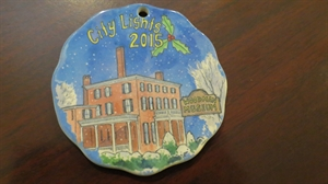 Picture of 2015 Woodman Museum Ornament