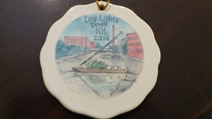 Picture of 2016 Gundalow Ornament