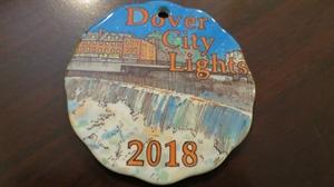 Picture of 2018 Cochecho Falls Ornament