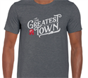 Picture of The Greatest Town T-shirt Pre-Order