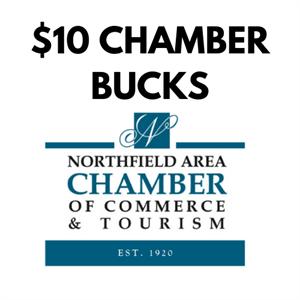 Picture of $10 Chamber Bucks