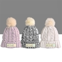 Picture of The Rare Pair Winter Walk Pom Hats