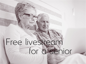 Picture of Seacoast Rep - Livestream For a Senior