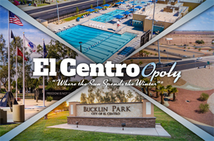 Picture of El Centro-OPOLY Limited Edition Board Game