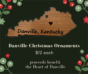 Picture of Danville Ornament