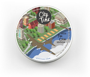 Picture of 2020 Fox Cities CityTins