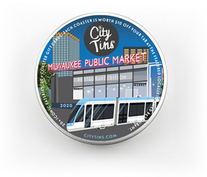Picture of 2020 Milwaukee Restaurant CityTins