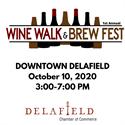 Picture of General Ticket- Delafield Wine Walk & Brew Fest
