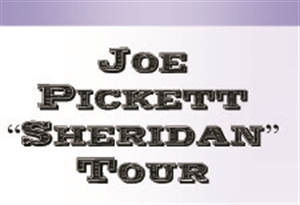 "Picture of Joe Pickett ""Sheridan"" Tour"