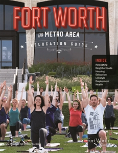 Picture of Fort Worth Relocation Magazine