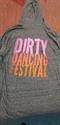 Picture of DDF - 10th Grey hoodie Dirty Dancing lg slv