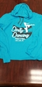 Picture of DDF - 10th Blue Hoodie Dirty Dancing Lg slv