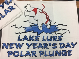 Picture of Polar Plunge Beach Towels