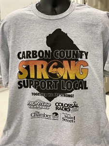 Picture of Carbon County Strong T-Shirt