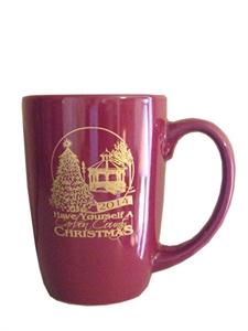 Picture of 2014 Collector's Have Yourself a Carbon County Christmas Mug
