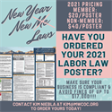 Picture of Labor Law Posters- Member Pricing