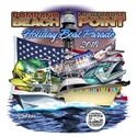 Picture of Holiday Boat Parade Shirt Designed by Dennis Friel
