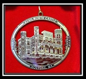 Picture of Kenilworth Castle Ornament