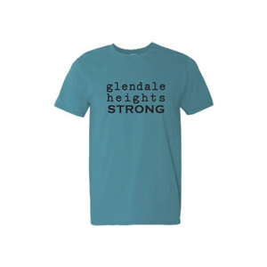 Picture of GLENDALE HEIGHTS STRONG T-SHIRTS