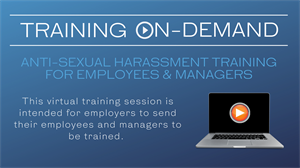 Picture of Anti-Sexual Harassment Training - Employees & Managers