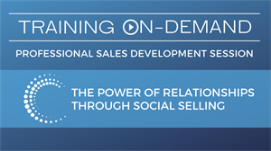 Picture of Professional Sales Development - Power of Relationships through Social Selling