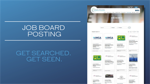 Picture of Now Hiring Job Board Posting