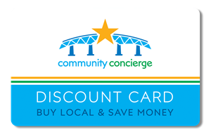 Picture of Community Concierge Discount Card