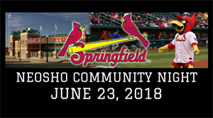 Picture of Neosho Night at the Springfield Cardinals