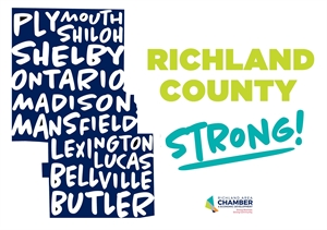 Picture of Richland County STRONG Yard Sign