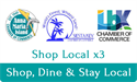 Picture of Shop Local x3 Discount Card