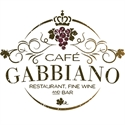 Picture of $25 Cafe Gabbiano gift certificate