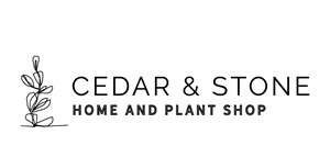 Picture of $50 Cedar & Stone Home and Plant Shop Gift Card