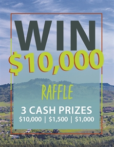 Picture of Cash Raffle Ticket