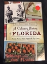Picture of A Culinary History of Florida