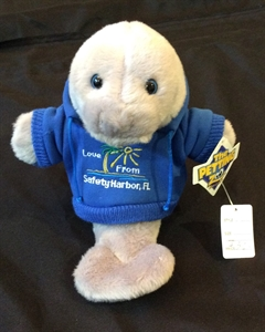 Picture of Manatee plush toy
