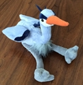Picture of Blue Heron plush toy