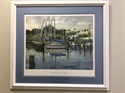 Picture of Vintage Marina print