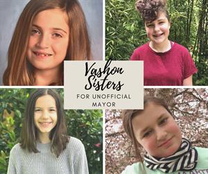 Picture of Vote- Vashon Sisters