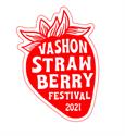 Picture of Strawberry Festival Logo Sticker