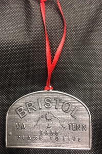 Picture of Bristol Sign Ornament
