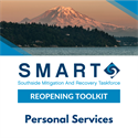 Picture of SMART Business Reopening Toolkit - Personal Services
