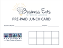 Picture of Pre-Paid Lunchcard
