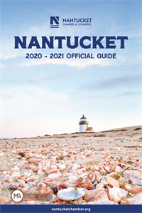 Picture of 2020-21 Official Nantucket Guidebook