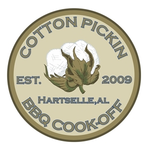 Picture of Cotton Pickin' BBQ Weekend Wristband