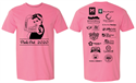 Picture of PINKOUT t-shirt