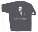 Picture of Larry Anfin Rocks T-Shirt