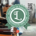 """Picture of """"Stay Safe in Lanesboro"""" Window Decals"""