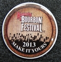 Picture of 2013 Kentucky Bourbon Festival Pin
