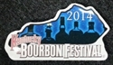 Picture of 2014 Kentucky Bourbon Festival Pin