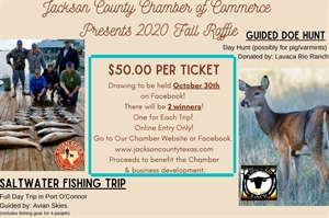 Picture of 2020 Jackson County Chamber Fall Raffle
